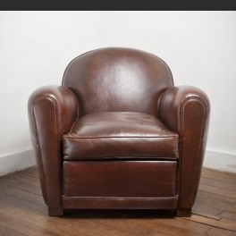 Fauteuil club, Lucille,