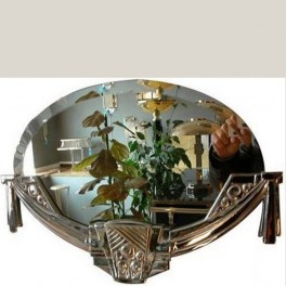 Miroir Art Déco,