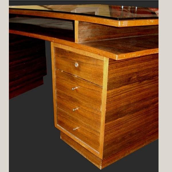 bureau art d co auctions art market. Black Bedroom Furniture Sets. Home Design Ideas