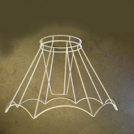 Lamp-shade frame,