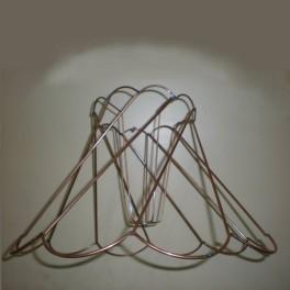 Lampshade frame,