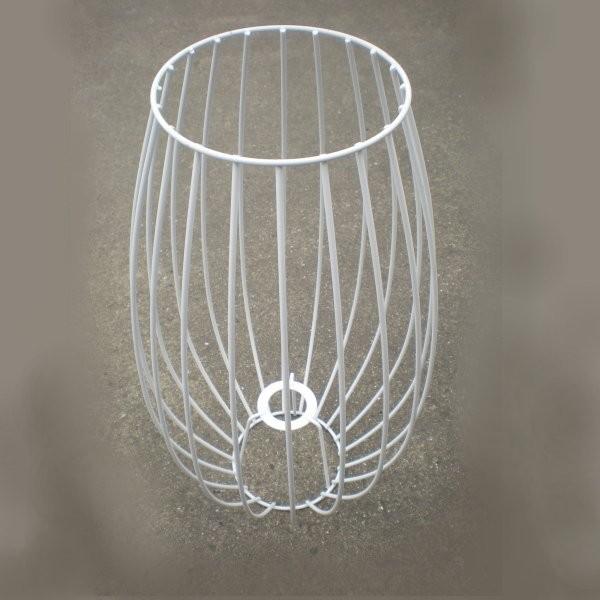 vase carcasse d 39 abat jour. Black Bedroom Furniture Sets. Home Design Ideas