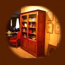 """decoration ameublement, bibliothèque """"Necker"""""""