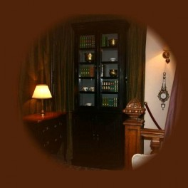 decoration ameublement, bibliothèque deux corps,