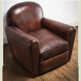 Reissue of club chairs,  A Fleur de peau,